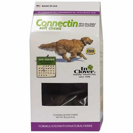 Connectin Soft Chews 20 ct. - Joint Supplement for Dogs