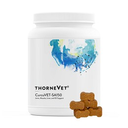 ThorneVet CurcuVET-SA150 - New Soft Chews - 90 ct.