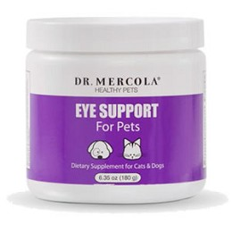Dr. Mercola Eye Support for Pets - 6.35 oz.