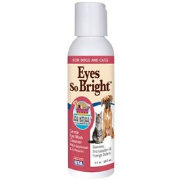 Eyes So Bright by Ark Naturals - 4 oz - Eye Wash for Dogs & Cats