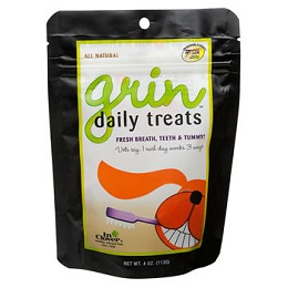 In Clover Grin Dental Chews for Dogs - 4 oz.