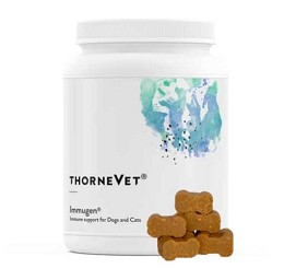 ThorneVet Immugen - Immune Support for Dogs & Cats - 90 chews